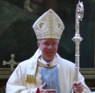 Ksiądz biskup Philip Egan